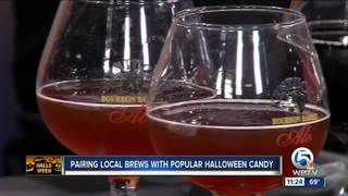Pairing Florida beer with Halloween candy