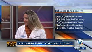 Halloween Safety: Costumes and Candy