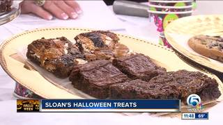 Sloan's Halloween treats