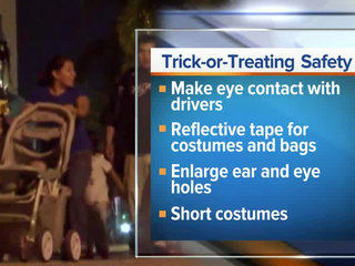 Trick-or-treating safety tips from FHP