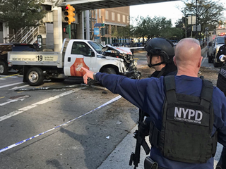 Police: Terror attack suspect planned for weeks