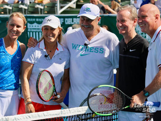 PICS: Chris Evert Pro-Celebrity Tennis Classic
