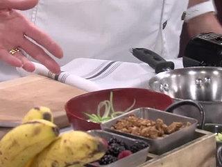 Bistro, Acai bowl recipes (11/6/17)