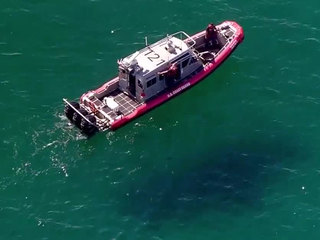 No evidence of missing swimmer after search