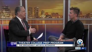 Kravis Center hosts theater college prep program