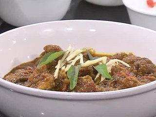 Kochi chicken curry recipe (11/8/17)