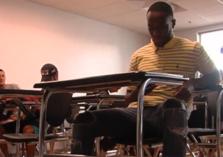 FAU program helps foster care, homeless students