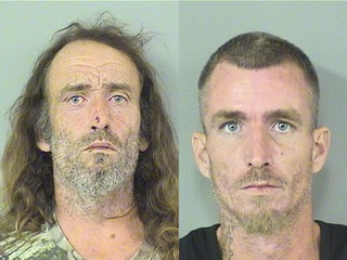 Cops: Men steal $20K in copper from cell tower