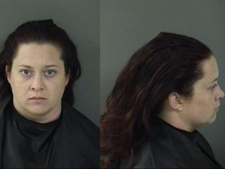 Woman turns self in after Vero officer injured