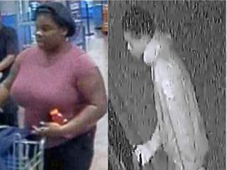 Cops: Credit cards stolen, 2 suspects sought