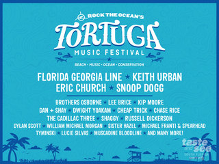 Win tickets to the Tortuga Music Festival