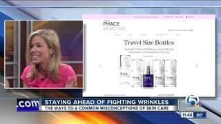 Stay ahead in fight against wrinkles