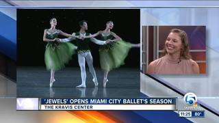 'Jewels' at the Kravis Center Nov. 17-19