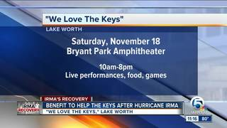 Lake Worth benefit Nov. 18 to help the Fla. Keys