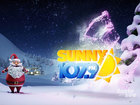 Radio station playing full-time Christmas music