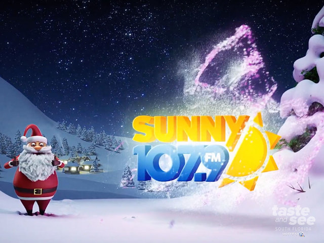 sunny 1079 to become the christmas station - Bay Area Christmas Radio Stations