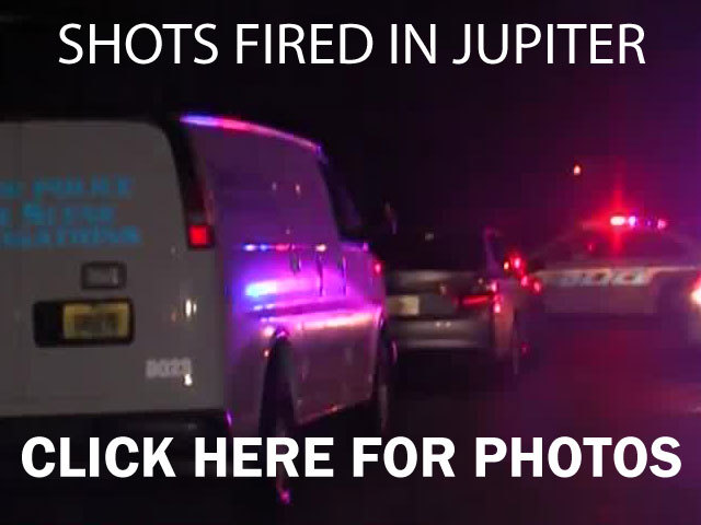 Officers arrived and found a home was hit by gunfire but no one inside the residence was hurt.  sc 1 st  WPTV.com & Jupiter home hit by bullets; No one hurt - wptv.com azcodes.com