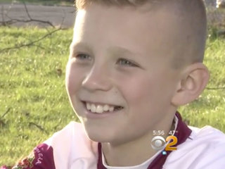Boy, 8, returns lost wallet, $1,700 to victim