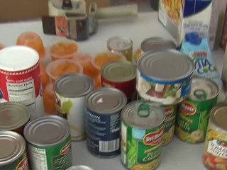All-day food drive held at WPTV