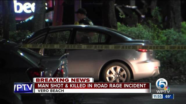 Deputies investigating fatal road rage shooting in Indian River County