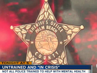 Tonight at 5: Lack of police training
