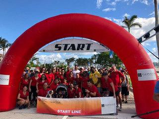 Palm Beach Heart Walk held in West Palm Beach