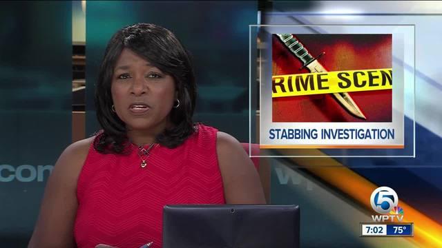 2 injured in West Palm Beach stabbing