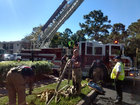 Apartment fire extinguished in Port St. Lucie