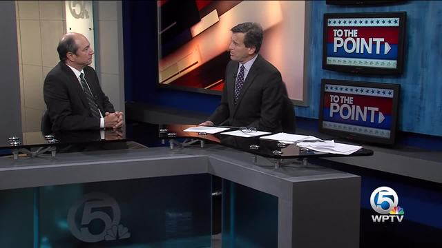 To The Point 11-19-17 - Part 2- Antonio Fins