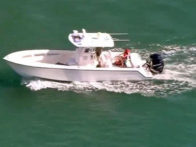 Mother and son rescued off Singer Island