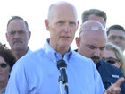Gov. Scott announces water project completion