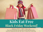FREEBIE ALERT: Kids eat free at TooJay's