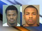 Cops: Pair arrested for robbing man of iPhones