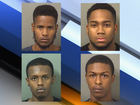 Police: Group used paintballs to shoot man
