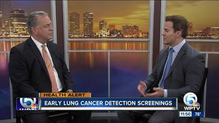 Ask Dr. Soria: Early lung cancer screenings