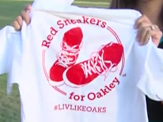 Red Sneakers for Oakley to host soccer jamboree