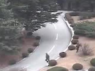 Video: Escape, shooting of N. Korean defector