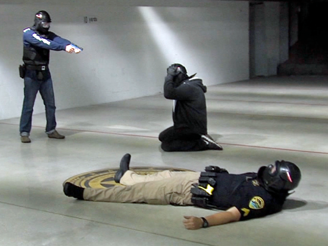 'Shoot or don't shoot?' New training at BBPD