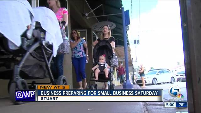 Small Business Saturday brings holiday shoppers to local store owners