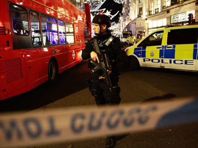 Oxford Circus Tube station: Police respond to incident
