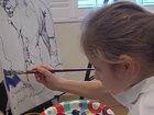 Quantum House holds day of art, music