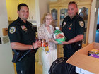 PBSO provides feast to elderly woman in need