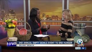 Empty Bowls event Dec. 3 in Delray Beach