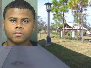Mom fights off attacker at Royal Palm park