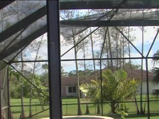 Screen shortage causing delay in Irma repairs