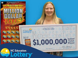 Two women each won the lottery twice in one day