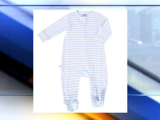Children's pajamas recalled over flammability