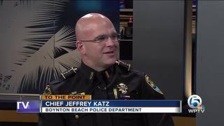 To The Point 12/3/17: Boynton Chief Jeffrey Katz