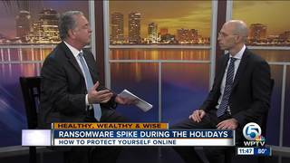 Beware of ransomware during your shopping