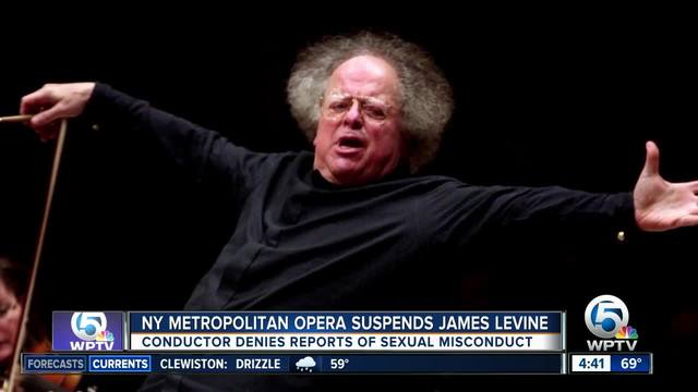 4th person accuses conductor James Levine of misconduct